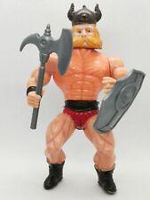 SUNGOLD Vintage Galaxy Warriors ' HUK ' MOTU KO Viking with Accessories