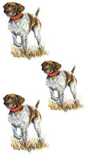 German Pointer Dog Hunting Fishing Decal Sticker - Auto Car Truck Rv Cup Boat