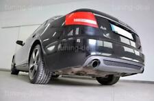 Tuning-deal Diffusor passend für Audi A6 C6 Limousine Heckdiffusor