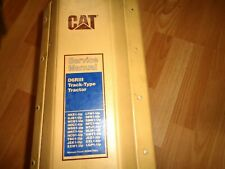 Caterpillar D6R III Track Tractor big factory service manual OEM **