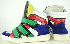 DSQUARED2 KIDS Shoes Kinderschuhe High Top Sneakers Kinder Schuhe Gr.32 NEU
