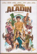 DVD LES NOUVELLES AVENTURES D'ALADIN Kev Adams Jean-Paul Rouve