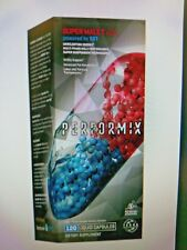 PERFORMIX SUPER MALE T V2X - 120 Capsules - FREE SHIPPING