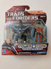 Transformers Powercore Combiners Skyhammer + Airlift MISB New Sealed