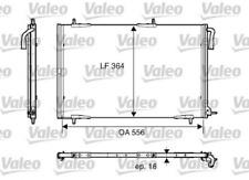 Kondensator, Klimaanlage für Klimaanlage VALEO 818001