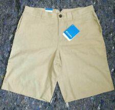 "Columbia Men's Linen Blend Slim Fit 11"" Shorts, 30/32/34/36/38/40 - $60 NWT!"