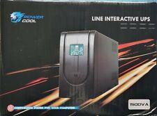 PowerCool PC1500VA 900W Freestanding UPS
