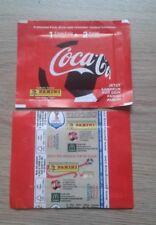 Panini WM 2018 - 2* Mc Donald's Coca-Cola Tüten (Austria) (Rar)