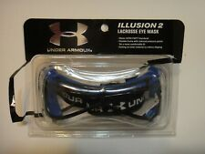 Under Armour Womens Illusion 2 Eye Mask One Size Fits All Color Blue