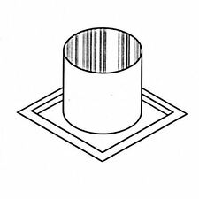 Superior 38FST Firestop Thimble (Use when penetrating a joist)