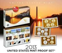 2013-S US Mint Proof Set 14-pc (P15)