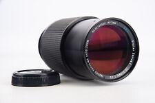 Vivitar Series I 70-210mm f/3.5 VMC Macro Focusing Zoom Lens for Olympus OM V10