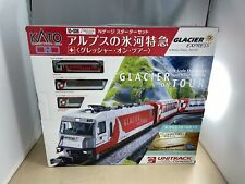 KATO N Gauge Starter Set Glacier Express in the Alps <Glesher On Tour> 10-