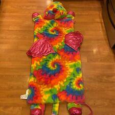 Unicorn Plush Sleeping Bag Blanket Girls Tie Dyed Look Sams Club
