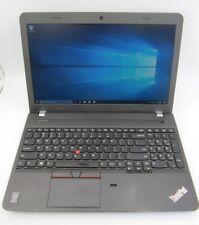 Lenovo ThinkPad E550 Core i5 5th Gen Laptop 500GB HDD 8GB RAM Win/Office 10