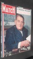 Rivista Parigi Match N° 248 Rivista Settimanale Gennaio 1954 ABE