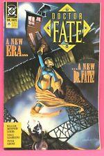 Doctor Fate #25 New Era New Dr. Fate 1991 Comic DC Comics F-