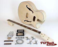 Pit Bull Guitars ES3-B4 Electric Bass Guitar Kit