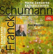 Ivan Moravec - Piano Concerto / Kinderszenen [New CD]