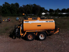 Rosco Ra-2000 Asphalt Patcher Patching Machine 1524 hours Works Great