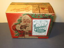 Old Vintage 1940's - Tipperary Tobacco - SANTA CLAUS - DISPLAY BOX