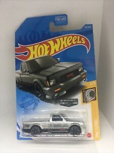 Hot Wheels '91 GMC Syclone, Walmart Zamac series