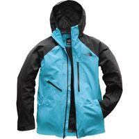 The North Face Men's POWDERFLO Gore-Tex Shell Ski Snowboard Jacket Hyper Blue M