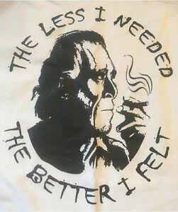 Charles Bukowski tee shirt