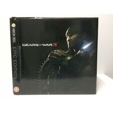 Gears of War 3 Epic Edition Collector Microsoft Xbox 360 Pal