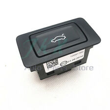 Electric Trunk LID Lock OEM Switch Push Button For Audi Q5 Q7 A4 A6 A8 S6 S8 A7