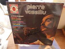 Pierre vassiliu : la femme du sergent - coccinelle  variétés - Véga 16321