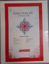 Ruler Work Kit--JANOME
