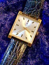 4.) ‼️ ⏱ Junghans Armbanduhr ,  alt      Mech.     50' er J.    Rarität    Topp