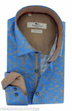 Cotton Regular Length Claudio Lugli Formal Shirts for Men