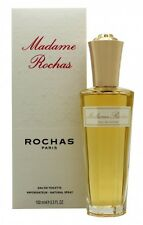 ROCHAS MADAME ROCHAS EAU DE TOILETTE 100ML SPRAY - WOMEN'S FOR HER. NEW