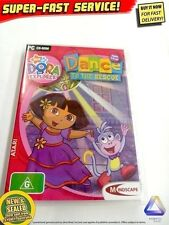 DORA THE EXPLORER Windows PC NEW AUS GAME Dance to the Rescue dancing girls toys
