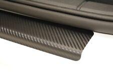 Para nissan juke einstiegsleisten charol lámina de protección funda protectora 3d carbon 2160
