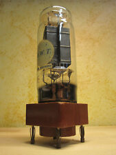 DET 25 MARCONI TUBE TRANSMITTING DET25 ROHRE BRITISH LAMPE CV 1025 BOX PLATE DIY