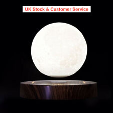 Levitating Moon Lamp Floating Wireless Light Induction & 3D Printed LED Moonligh