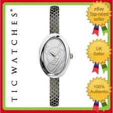 Vivienne Westwood Genuine Leather Strap Wristwatches