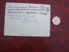 Kathakali Drama company    Autograph