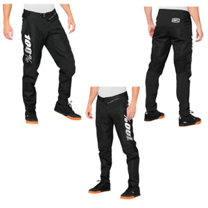 2021 Mens Cycling 100% MTB R-Core Pants Black - Pick Size