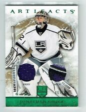 12-13 UD Upper Deck Artifacts  Jonathan Quick  /75  Jersey--Patch
