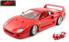 Ferrari F40 1987 Red 'Original' 1:18 Model 16601 BBURAGO