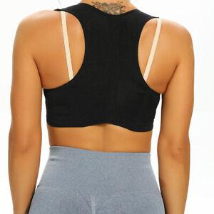 Adjustable Women Back Support Belt Posture Corrector Brace Shoulder Health Care