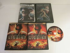 Pitch Black The Chronicels Of Riddick & Dark Fury Trilogy 1 2 3 Dvd Collection