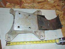 Vintage 73 Arctic Cat Cheetah Snowmobile Engine Plate 0108-131