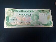 BELIZE - 1 DOLLARS 1983 - BANKNOTES