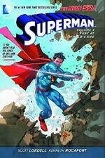 SUPERMAN VOL #3 HARDCOVER FURY AT WORLDS END   DC Comics Collects #13-17, 0 HC