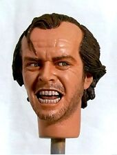 "1:6 Custom Head of Jack Torrance from  The Shining ""Here's Johnny"" (Version 2)"